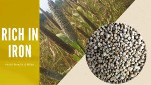 Health Benefits of Millets