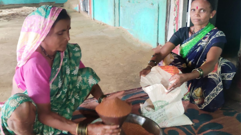 Ragi Procurement directly from farmers